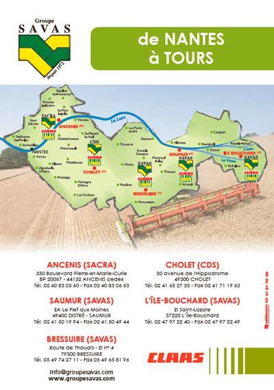 4e de couverture plaquette SAVAS campagne récolte