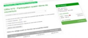 Développement de formulaires en ligne