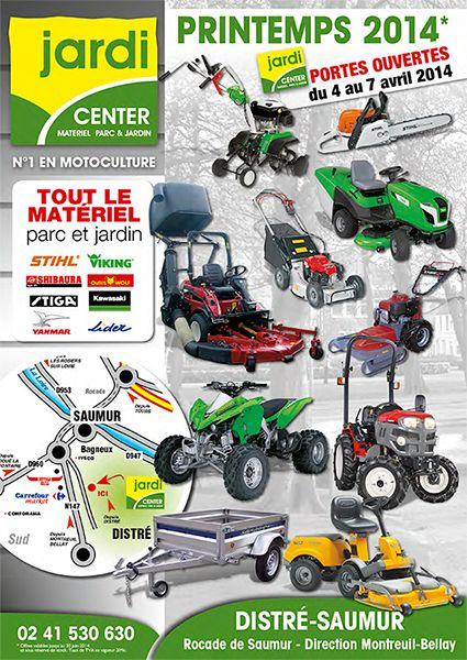couverture catalogue Jardi Center