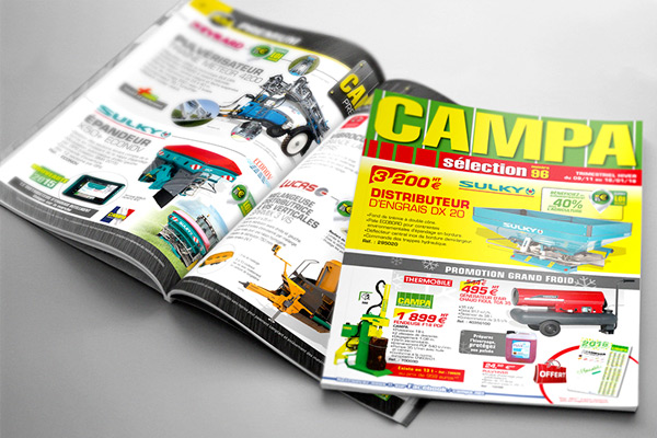 Catalogue produits CAMPA N°96