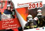 Couverture calendrier des pompiers