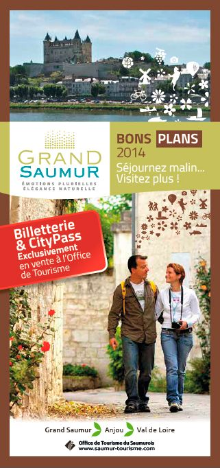 Couverture City Pass Grand Saumur