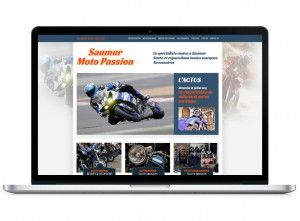 Site internet Saumur Moto Passion